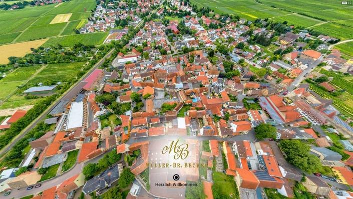 Weingut Müller-Dr. Becker 360° Panorama